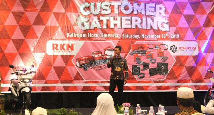 Customer Gathering RKN ICHIDAI Lampung